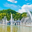 Fountain in Gorky Park, Moscow — Stock Photo #10588925
