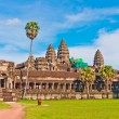 Angkor Wat, Cambodia, Southeast Asia - Stock Photo
