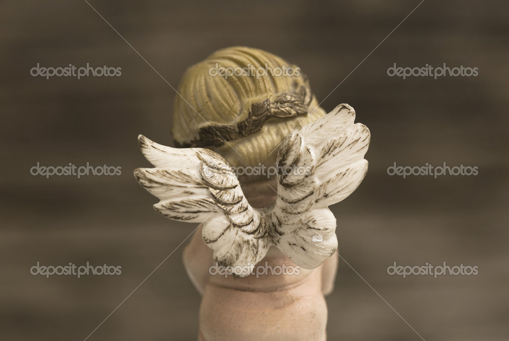Little angel  Stock Photo #10373977
