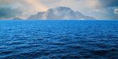 Misterious island — Stok fotoğraf