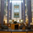 Stock Photo: University library