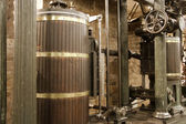 Old water pumping station — Stock Photo