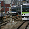 Trains In Tokyo — Stock Photo