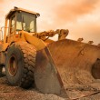 Construction Equipment — Stockfoto
