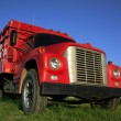 Red Truck — Stock Photo #7985879
