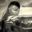 Vintage Car — Stock Photo #7986105