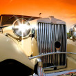 Shinny Classic Car — Stock Photo