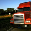 Red Truck — Stock Photo #7988116