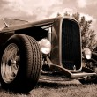 Classic Car — Stock Photo #7988146