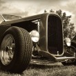 Stock Photo: Vintage Automobile