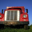 Red Truck — Stock Photo