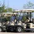 Golf Carts — Stock Photo #7988651