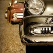 Classic Cars - Stock Photo