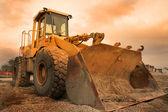 Construction Equipment — Стоковое фото