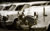 Classic Cars — Stock Photo