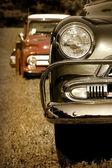 Classic Cars — Stock Photo