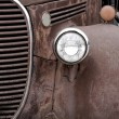 Stock Photo: Old rustic truck