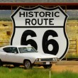 Historic Route 66 — Stock Photo #7990320
