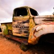 Old rustic truck — Stock Photo