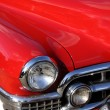 Постер, плакат: Red classic car