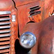 Rustic truck - Stockfoto