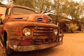 Rustic truck — Stock Photo