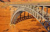 Ponte di Glen canyon — Foto Stock