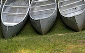 Three Boats — Stock Photo