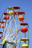 Colorful Ferris Wheel — Stock Photo