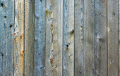 Close Up Shot Of Wooden Fence — Stock Photo