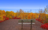 Tiempo de otoño — Foto de Stock