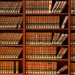 Law book library — Stock Photo #8144686