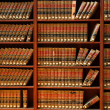 Law book library -  