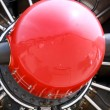 Jet engine - Stock Photo