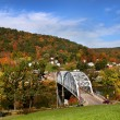 Tidioute Pennsylvania — Stock Photo #8145805