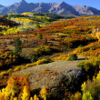 Dallas divide in Autumn — Stock Photo