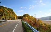 Scenic Drive — Стоковое фото