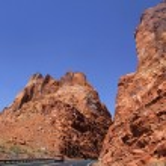 Drive Through Glen Canyon — Stock Photo #8494699