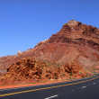 Scenic drive in Arizona — Stock Photo #8496547