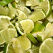 Lemon/Lime Pieces - Stock Photo