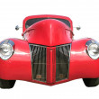 Red Classic Car — Stock Photo #8650390