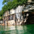 Pictured Rocks — Stock Photo