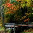 Scenic Autumn landscape — Stock Photo