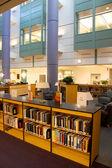 Libreria moderna — Foto Stock