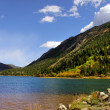 Scenic landscape in Colorado — Foto Stock