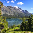 Glacier national park — Stockfoto #8766667