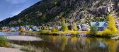 George town Colorado — Stock Photo