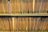 Medical records — Stock Photo