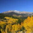 Stock Photo: San Juan mountains