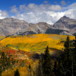 San Juan mountains — Stock Photo